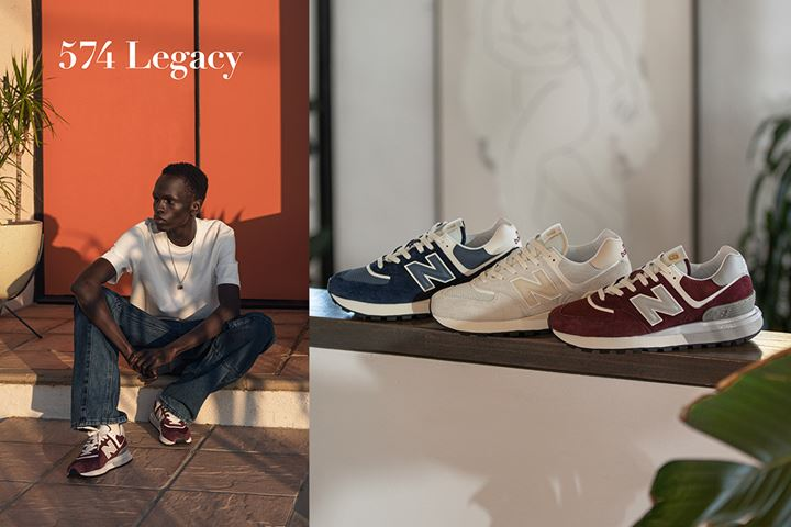 NB Athletics Podium Match your favorite styles from the NB Athletics Podium series