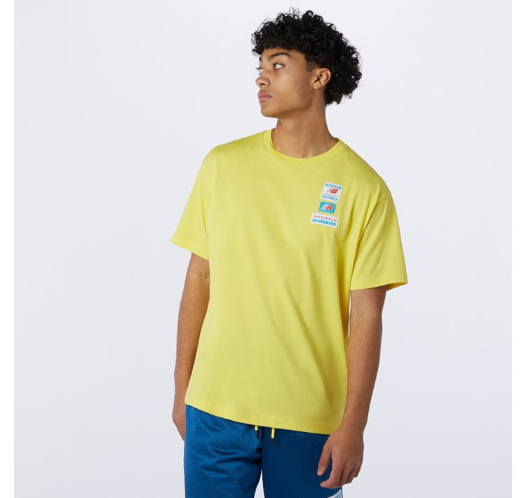 NB Essentials Tag Tee
